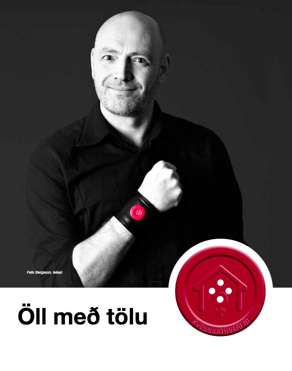 Auglýsing fyrir Kvennaathvarfið